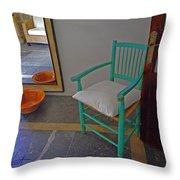 Vincent's Chair Throw Pillow