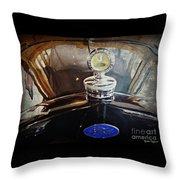 Vintage Classic Art Throw Pillow