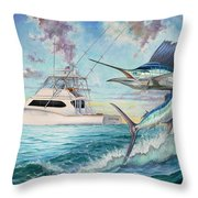 Vintage Throw Pillow