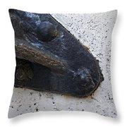 Viper Throw Pillow