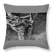Virago Throw Pillow