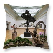 Virtual Exhibition - 14 Throw Pillow