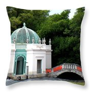 Viscaya Throw Pillow