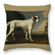 Viscount Gormanston Throw Pillow