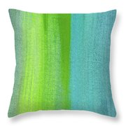 Vishnu- Art By Linda Woods Throw Pillow