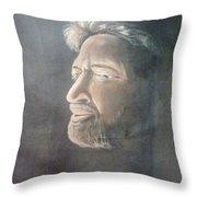 Vishnuvardhan Throw Pillow
