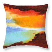 Visible Love - C - Throw Pillow