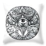 Vision Throw Pillow