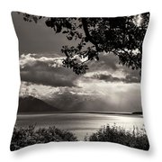 Visions Of Hope Throw Pillow