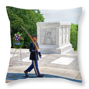 Visions Of The Past 2 Throw Pillow