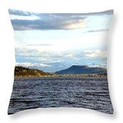 Vista 11 Throw Pillow