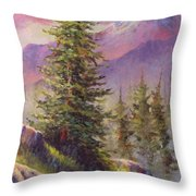 Vista View Throw Pillow