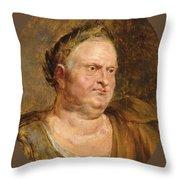 Vitellius Throw Pillow