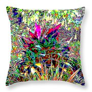 Viva Throw Pillow by Eikoni Images