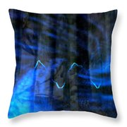 Vivandiere Throw Pillow