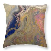 Vivid Dreams 3 Throw Pillow