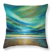 Vivid Sky Throw Pillow