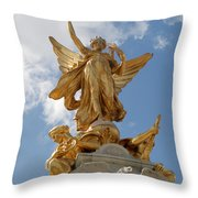 Vivtoria Memorial Throw Pillow
