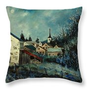 Vivy Bouillon Throw Pillow