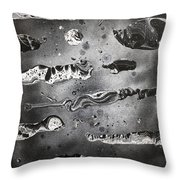 Vlog Throw Pillow by Robbie Masso