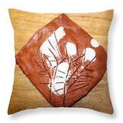Voices - Tile Throw Pillow