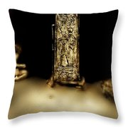 Void Maidens Of Amenta Throw Pillow