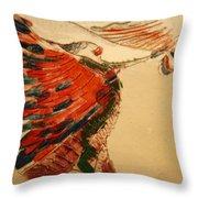 Voila - Tile Throw Pillow