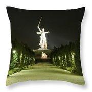 Volgograd1 Throw Pillow