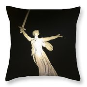 Volgograd5 Throw Pillow