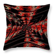 Voltage Throw Pillow