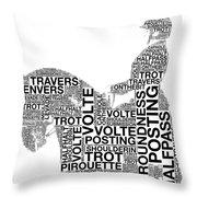 Volte Throw Pillow