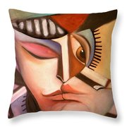 Voluptuaire Throw Pillow