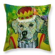 Vom Schloss Altenau Throw Pillow
