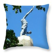 Vulcan Park 3 Throw Pillow