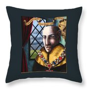 Vultures Will Soon Feast Upon My Bones Throw Pillow