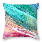 W 005 Throw Pillow