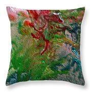 W 024 Throw Pillow