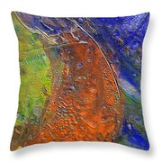 W 028 Throw Pillow