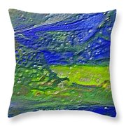 W 029 Throw Pillow