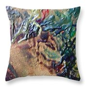 W 031 Throw Pillow