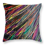 W 035 Throw Pillow