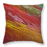 W 036 Throw Pillow