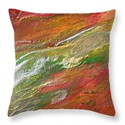 W 037 Throw Pillow