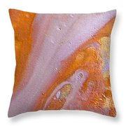 W 038 Throw Pillow