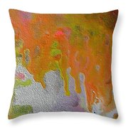 W 050 Throw Pillow
