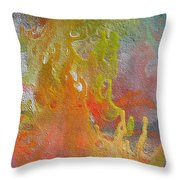 W 052 Throw Pillow