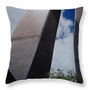 W T C 1 And 2 Throw Pillow