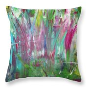 W43 - Smell II Throw Pillow