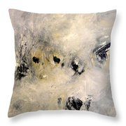 Wabi Sabi Revisited Throw Pillow