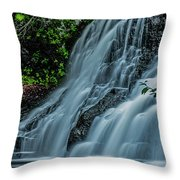 Wadsworth Falls 4 Throw Pillow